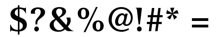 VersaillesLTStd-Bold Font OTHER CHARS