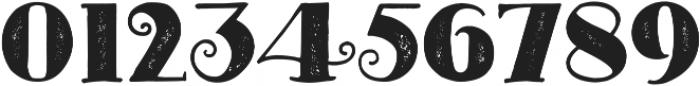 VFC Jagan Press otf (400) Font OTHER CHARS