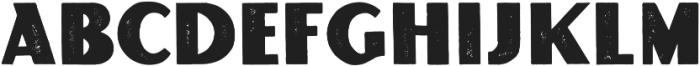 VFC Ogar Press otf (400) Font UPPERCASE