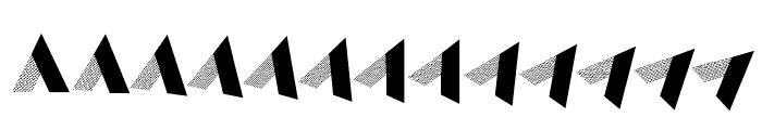 VForVictory Font UPPERCASE