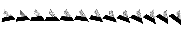 VForVictory Font LOWERCASE
