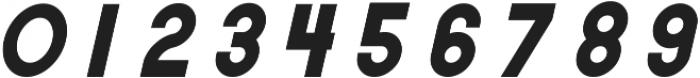 VICTORIA Bold Italic ttf (700) Font OTHER CHARS