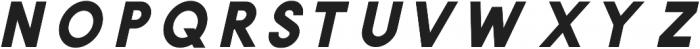 VICTORIA Bold Italic ttf (700) Font UPPERCASE