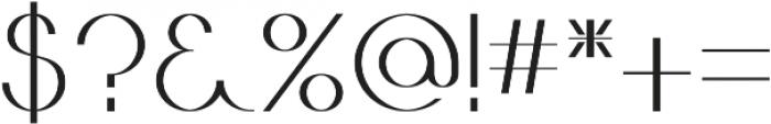 VINA Medium ttf (500) Font OTHER CHARS