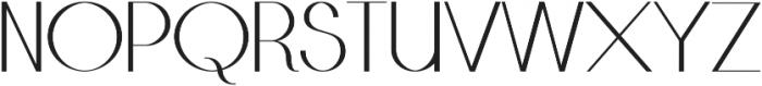 VINA Medium ttf (500) Font UPPERCASE