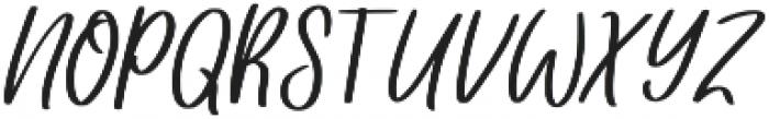VINGILOTH CAPS Regular otf (400) Font LOWERCASE
