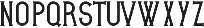 Victoria ttf (400) Font LOWERCASE
