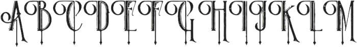 Victorian Parlor Victorian Parlor otf (400) Font UPPERCASE