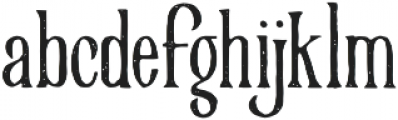 Victorian Parlor Victorian Parlor otf (400) Font LOWERCASE