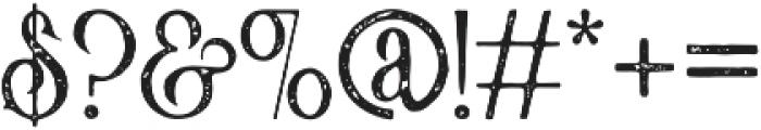 Victorian Parlor Vintage Alternate Victorian Parlor Vintage Alternate otf (400) Font OTHER CHARS
