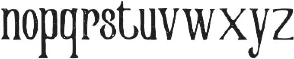 Victorian Parlor Vintage Alternate Victorian Parlor Vintage Alternate otf (400) Font LOWERCASE