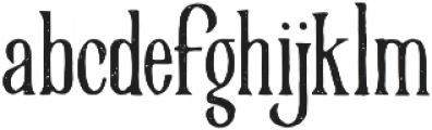 Victorian Parlor Vintage otf (400) Font LOWERCASE