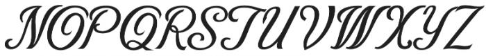 Victory Script Victory Script otf (400) Font UPPERCASE