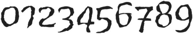 Vidok FY otf (400) Font OTHER CHARS