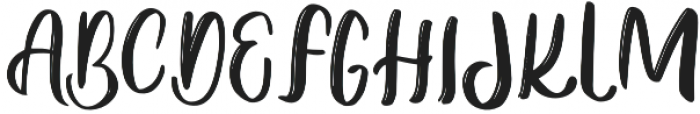 Viera otf (400) Font UPPERCASE