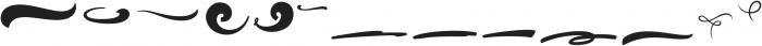 Vignettic Dingbat otf (400) Font UPPERCASE