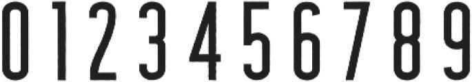 Vigril Rugged Regular otf (400) Font OTHER CHARS