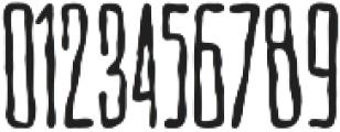 Villain Regular otf (400) Font OTHER CHARS
