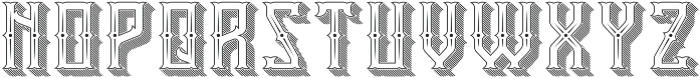 Vintage Age Sh-Ct-Tx-FX otf (400) Font LOWERCASE