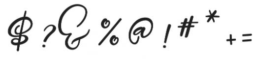 Virga Script otf (400) Font OTHER CHARS
