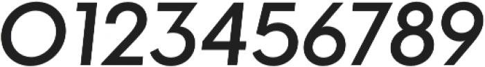Visby CF Demi Bold Oblique otf (600) Font OTHER CHARS