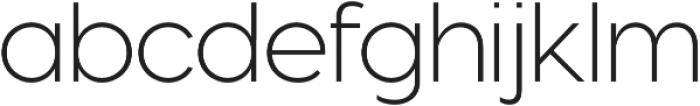 Visby CF Heavy otf (800) Font LOWERCASE