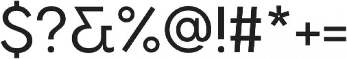 Visby CF Light Oblique ttf (300) Font OTHER CHARS