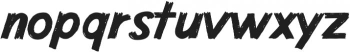 Viscid ttf (400) Font LOWERCASE