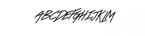 Victory Alternates Bold.ttf Font UPPERCASE