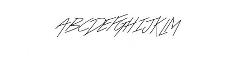 Victory Alternates.ttf Font UPPERCASE