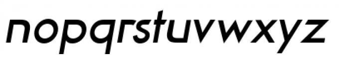 Viata Bold Oblique Font LOWERCASE