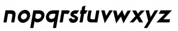 Viata Extra Bold Oblique Font LOWERCASE