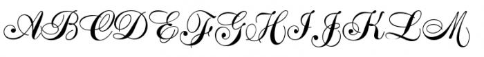 Viceroy Font UPPERCASE