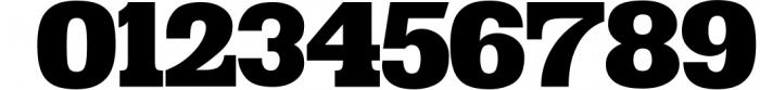 VIDIZ PRO Typeface 1 Font OTHER CHARS