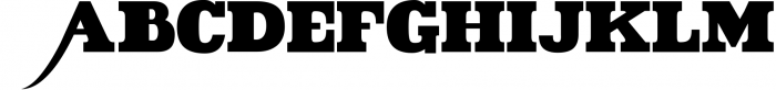 VIDIZ PRO Typeface 10 Font UPPERCASE