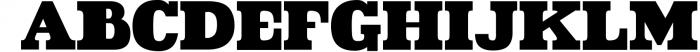 VIDIZ PRO Typeface 1 Font LOWERCASE