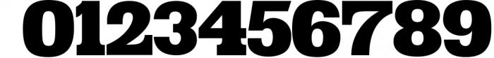 VIDIZ PRO Typeface 7 Font OTHER CHARS