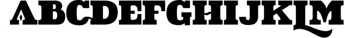 VIDIZ PRO Typeface 7 Font LOWERCASE