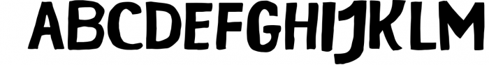VIDIZ PRO Typeface Font UPPERCASE