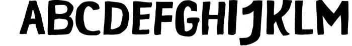 VIDIZ PRO Typeface Font LOWERCASE