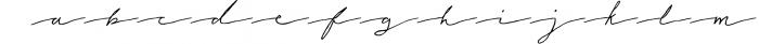 Victoria Script Font UPPERCASE