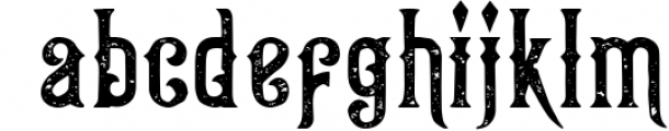 Victorian Fonts Collection 14 Font LOWERCASE