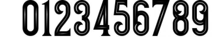 Victorian Fonts Collection 4 Font OTHER CHARS