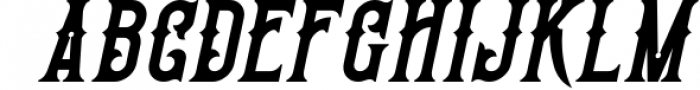 Victorian Fonts Collection Font UPPERCASE