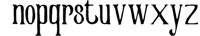 Victorian Parlor 10 Font LOWERCASE