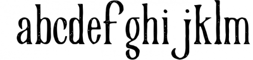 Victorian Parlor 9 Font LOWERCASE