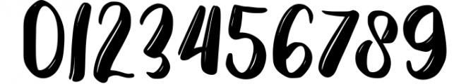 Viera - Handwritten Modern Script Font OTHER CHARS