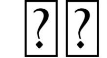 Vignettic Font Font OTHER CHARS