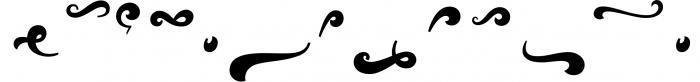 Vignettic Font Font LOWERCASE