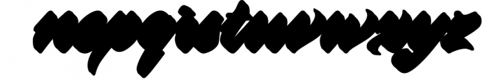 Virmana Script 1 Font LOWERCASE